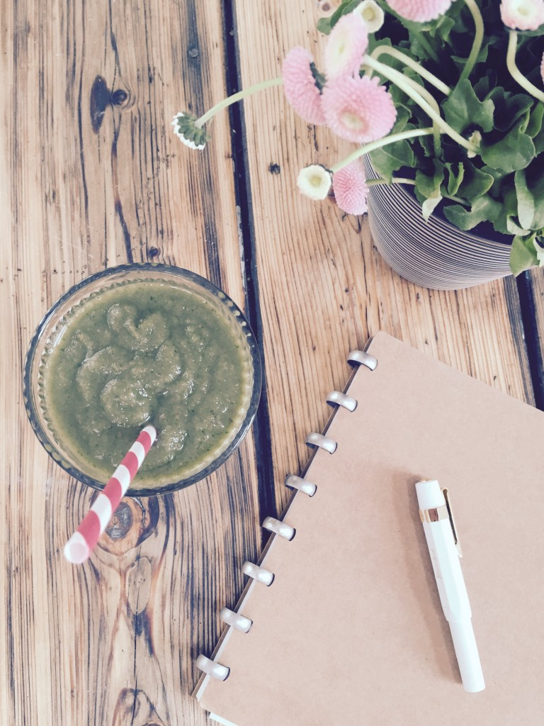 Green Smoothie spinach