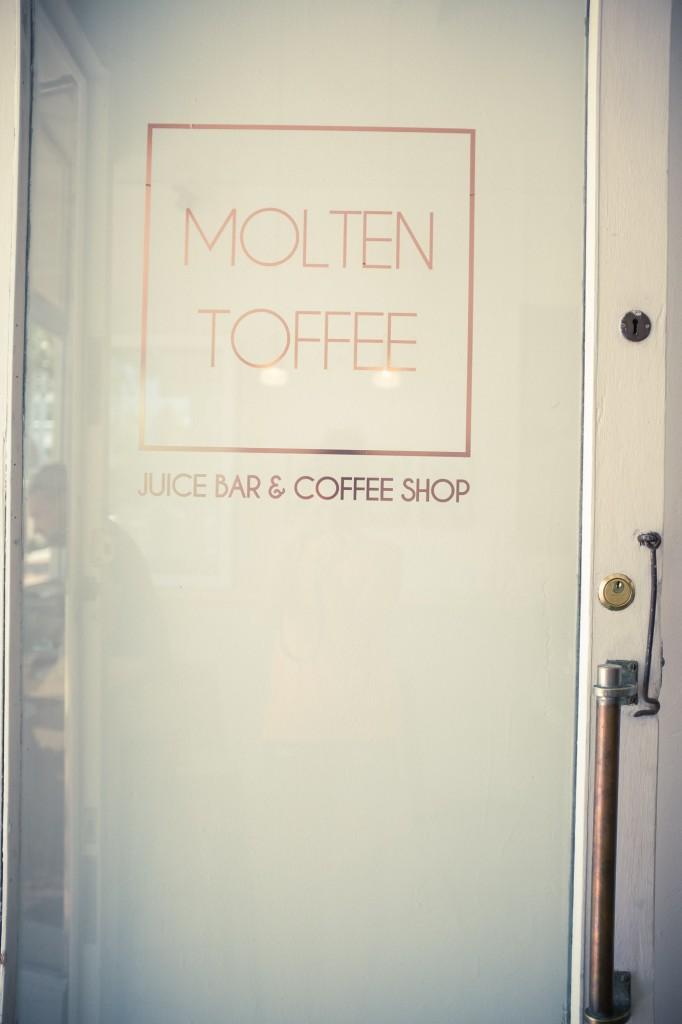 Molton toffee door anjiko