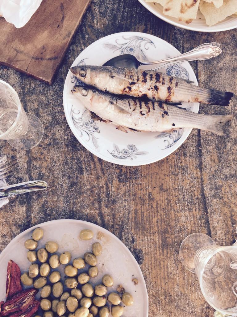 Fish Summertime anjiko