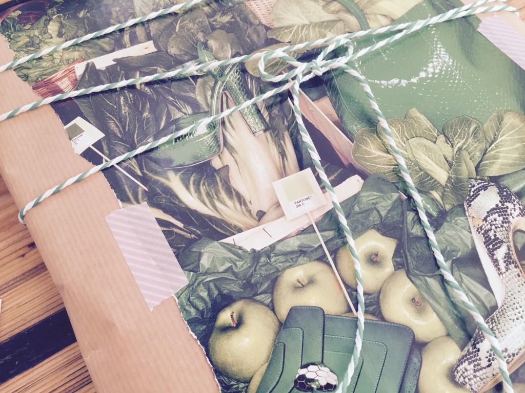 magazine wrapping paper anjiko