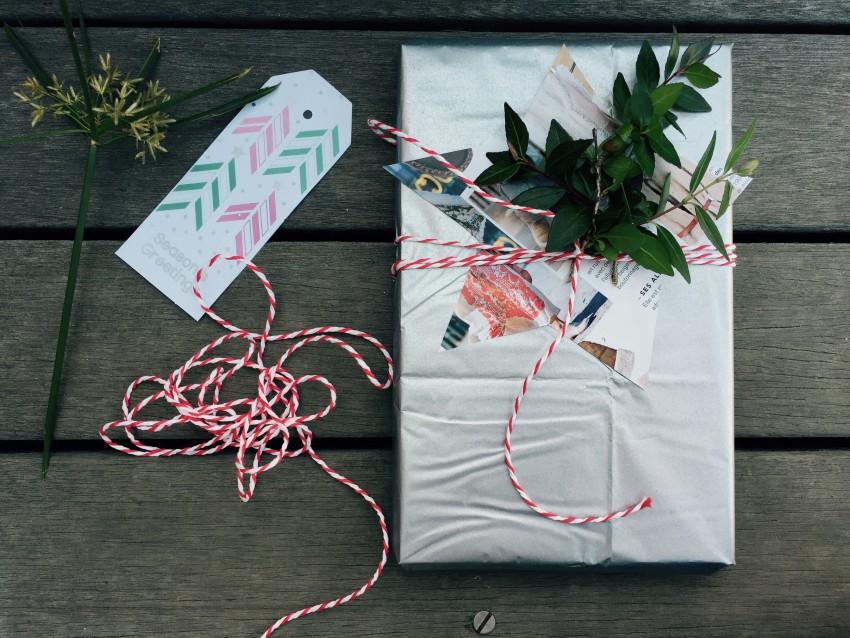 Geschenke verpacken Verpackungsidee Weihnachten Christmas wrapping blog anjiko anja krause blo.anjiko.com