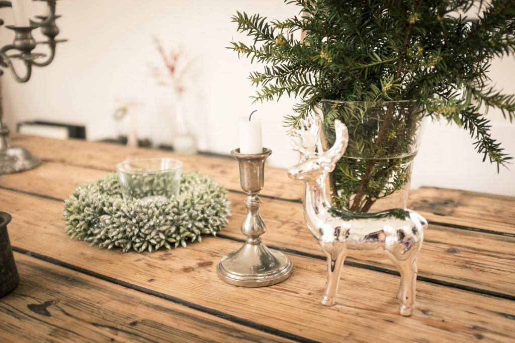 Weihnachtsdekoration xmas Dekotipps Anja Krause blog.anjiko.com