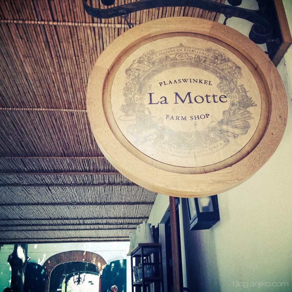 Tipp Weinfarm in Südafrika La Motte mit excellentem Wein. Mehr im Blog. blog.anjiko.com Anjiko Anja Krause Südafrika Cape Town Wine Winetasting Franschoek Wineroute Ruppert Quality